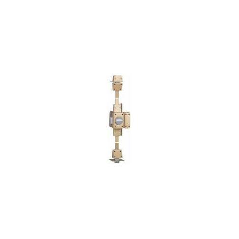 Verrou à bouton 3 points cyl 40 mm Zénith 1510 H&B + C ARNOV (3 clés) ISEO - plusieurs modèles disponibles