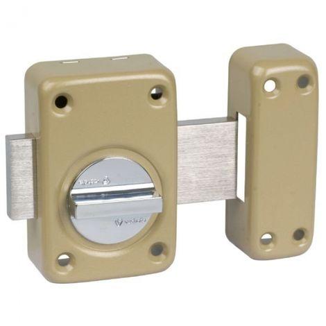 Verrou à bouton et cylindre V136 7640 VACHETTE - plusieurs modèles disponibles