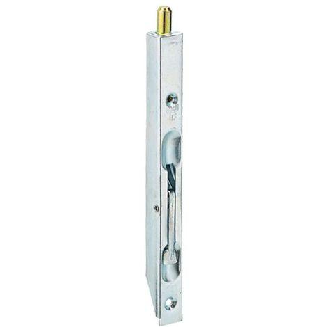 Verrou à onglet à bascule - Hauteur : 160 mm - Matériau : Acier - Décor : Zingué - THIRARD - Vendu à l'unité