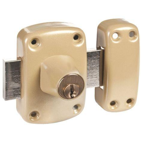 Verrou cylindre double entrée 7603 CYCLOP VACHETTE - plusieurs modèles disponibles