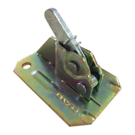 Verrou de coffrage à ressort pour fer à béton Ø 6 à 11 mm