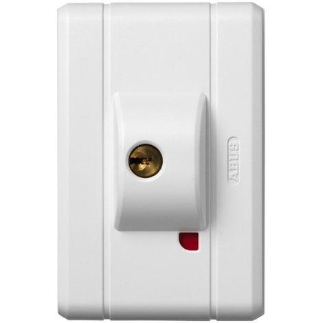 Verrou fenetre ABUS FTS99 haute sécurité - Blanc