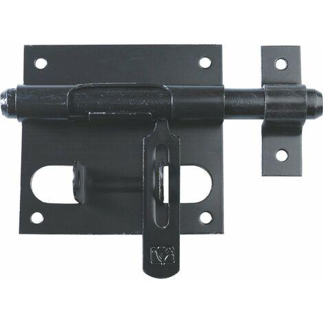 Verrou noir porte cadenas - plusieurs modèles disponibles