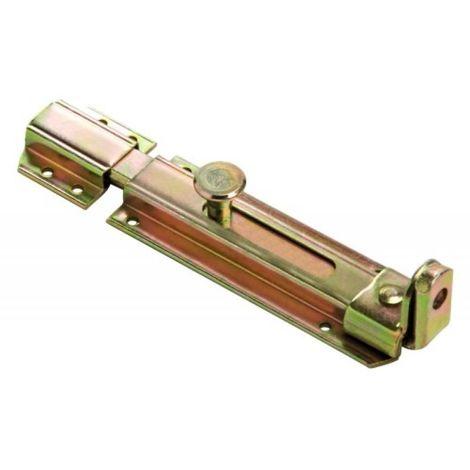 Verrou porte-cadenas moyen 750, épaisseur 6 mm, longueur 213 mm