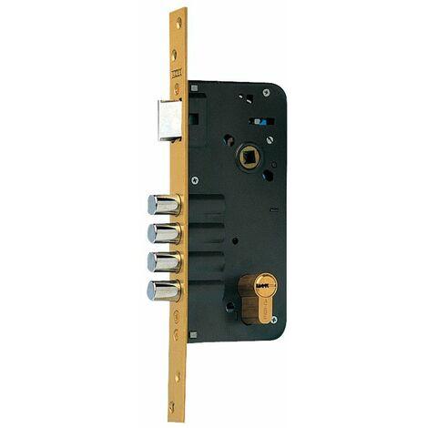 """main image of """"Azbe 3010095 Serrure de sécurité 8912-bc/hs-6/80"""""""