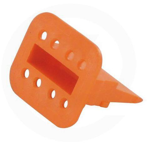 Verrouillage de prise 8-polig