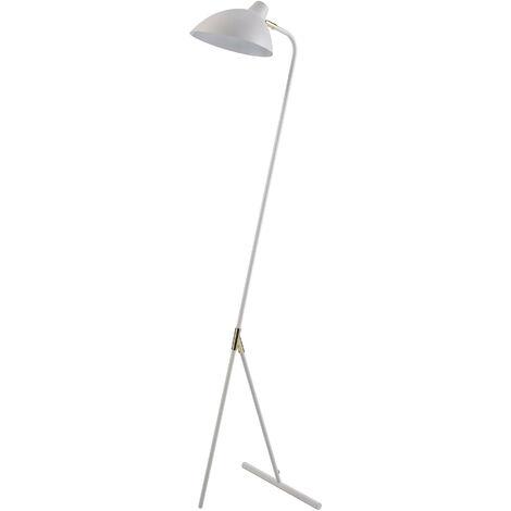Versanora Monopod Standard Floor Lamp White Retro Modern Lighting VN-L00043-UK