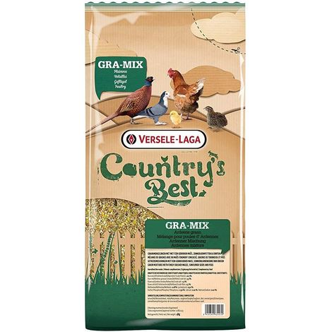 Versele Laga Countrys Best Gra-Mix Ardennes Mixture (4kg) (May Vary)