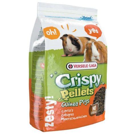 Versele Laga Crispy Pellets For Guinea Pigs (2kg) (May Vary)