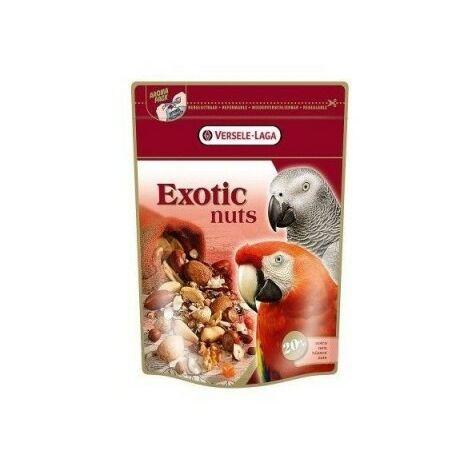 Versele laga Exotic Nuts Alimento para loros con nueces, 750gr
