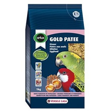 Versele-Laga Gold Patee Parakeets & Parrots Food (1kg) (May Vary)