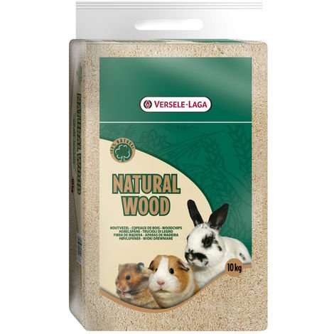 Versele Laga Natural Woodchip Shavings (2.5kg) (May Vary)