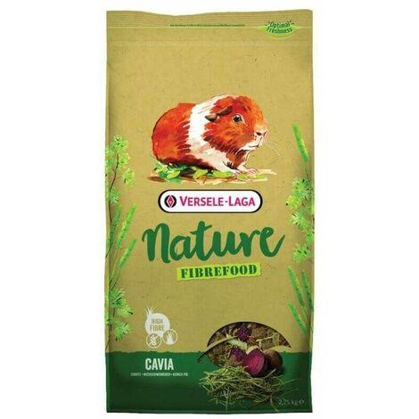 Versele-Laga Nature Fibrefood Cavia para cobayas 1kg