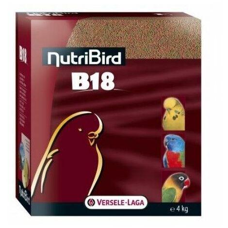 Versele Laga NutriBird B18, 4Kg (pienso de cría).