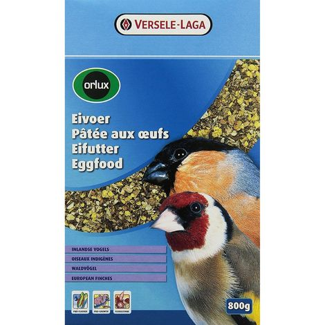 Versele Laga Orlux Eggfood for European Finches (800g) (May Vary)