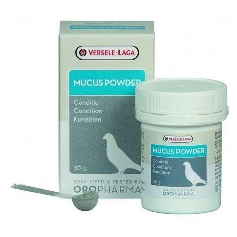 Versele-Laga Oropharma Mucus Poudre 30g (évite les problèmes respiratoires)