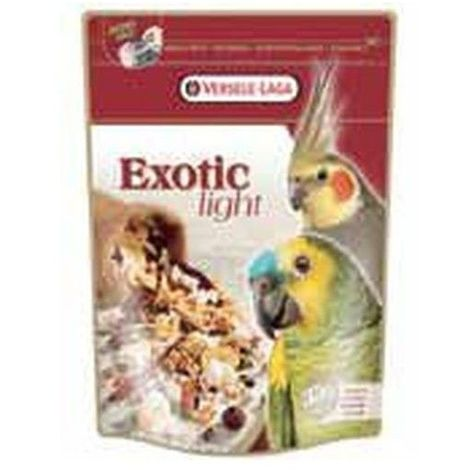 Versele Laga Pappagalli e Parrocchetti, Exotic Light Mix gr.750