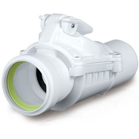 Version A 50mm Anti Flood Backwater Check Valve Backflow Prevention