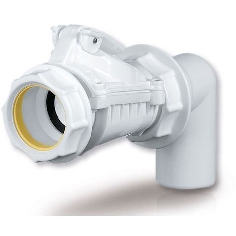 Version C 50mm Anti Flood Backwater Check Valve Backflow Prevention