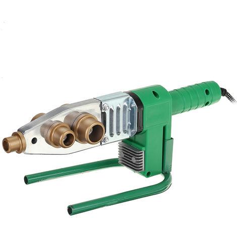 Vert électrique complètement automatique de chauffage pour la machine de soudure de tuyau de tube de PE PPR de PB PPR