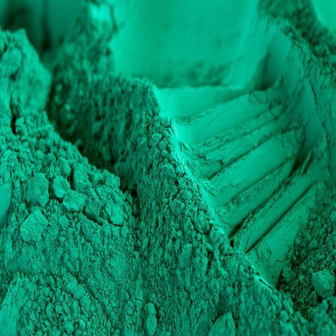 Vert Turquoise - Pigment exclusif pour béton & chaux | 1 Kg