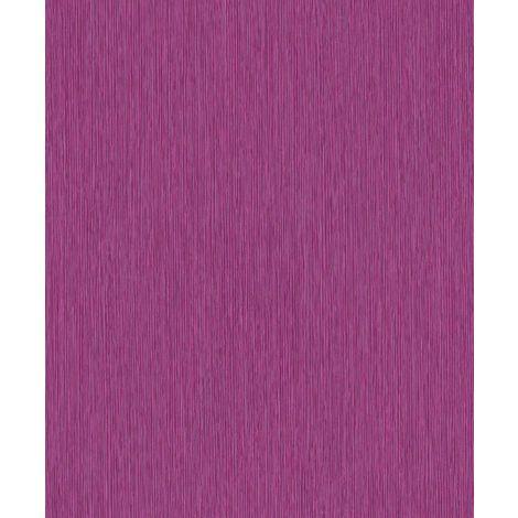 Vertical Art Stripe Glitter Pink Wallpaper