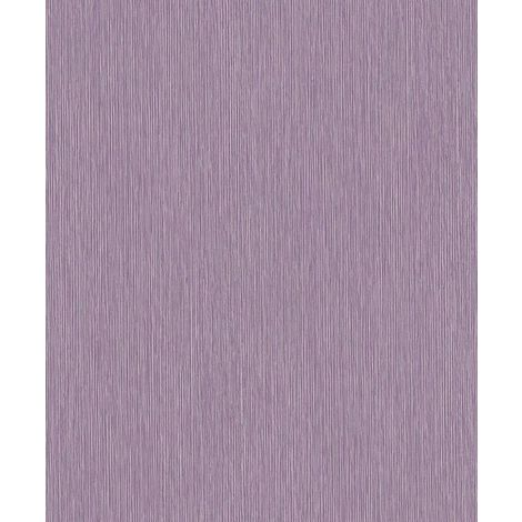 Vertical Art Stripe Glitter Purple Wallpaper