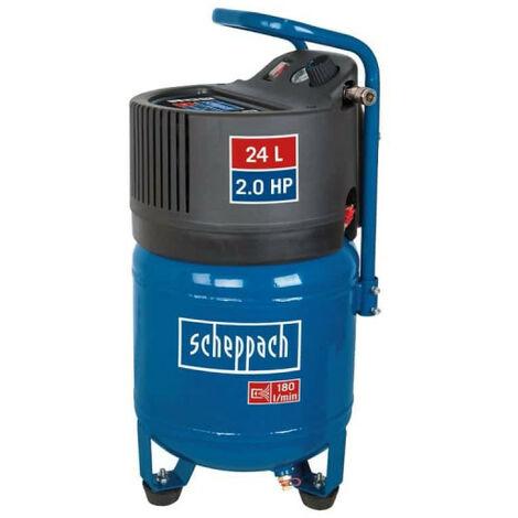 Vertical compressor SCHEPPACH 24L 1500W - HC24V