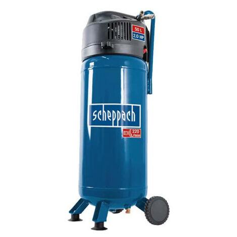 Vertical compressor SCHEPPACH 50L - HC51V
