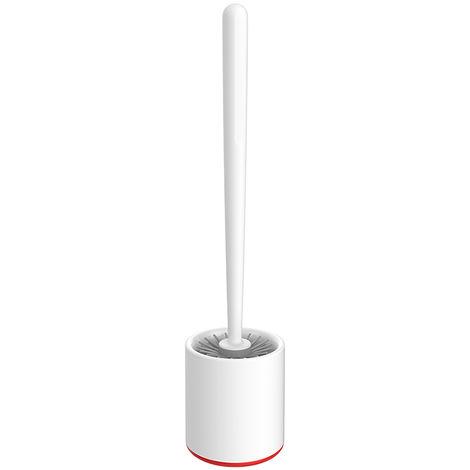 Vertical Toilet Brushes Holder Set