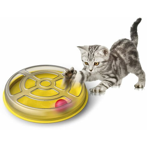 VERTIGO ball game for cats