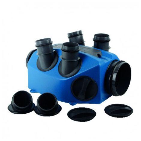 Very low consumption Mec Ventilation system case - NATHER : 549353