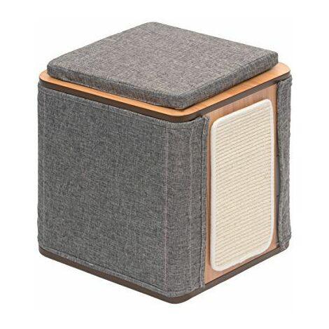 VESPER Cubo Arbre à Chat en Pierre 45,5 cm
