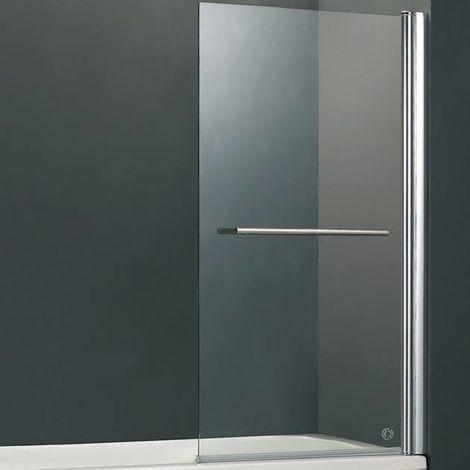 Vessini E Series Bath Screen Inc Towel Bar 800 x 1410 (VEGE-70-1110)