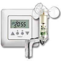 Vestamatic WiSo Timer Control 50 D Set mit Kristall-Messstation Markisensteuerung 01817130