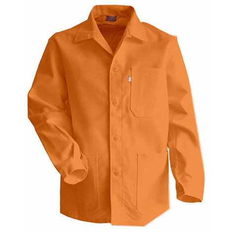 Veste boutonnée - BECHE - Orange