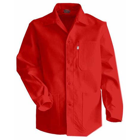Veste boutonnée - SEMOIR - Rouge