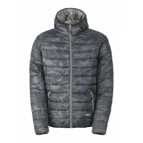 Veste camouflage Thermic Easy grande résistance au froid et au vent KAPRIOL - plusieurs modèles disponibles
