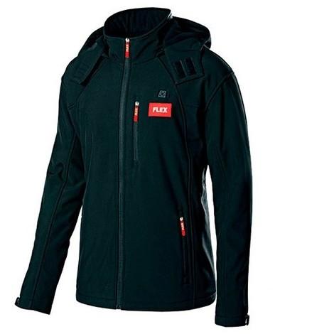 Veste chauffante Taille XL (sans chargeur et sans batterie) - 423173 - Flex - Noir - XL