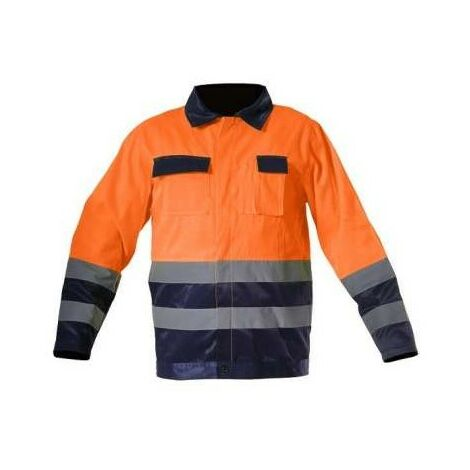 Veste d'avertissement orange L40909 Pro Lahti