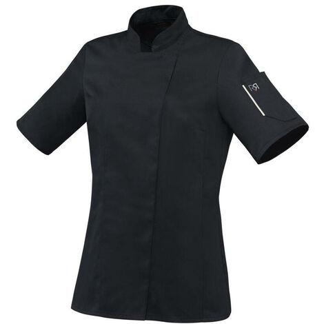 Veste de cuisine femme manches courtes Robur Unera polycoton