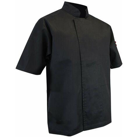 Veste de cuisine LMA Ecumoire Noir S