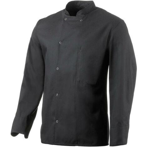 Veste de cuisine mixte manches longues Robur Inox