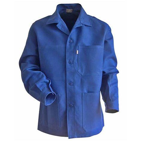 Veste de travail 100% Coton bleu bugatti PLANTOIR LMA Bleu