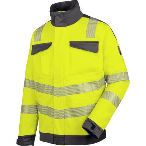 Veste de travail haute-visibilité EN 20471 3 Neon Würth MODYF jaune anthracite - 3XL