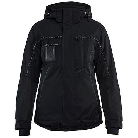 Veste hiver femme - 9900 Noir - Blaklader