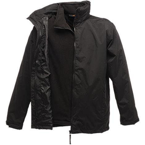 Veste imperméable 3 en 1 Regatta Professional CLASSIC Noir
