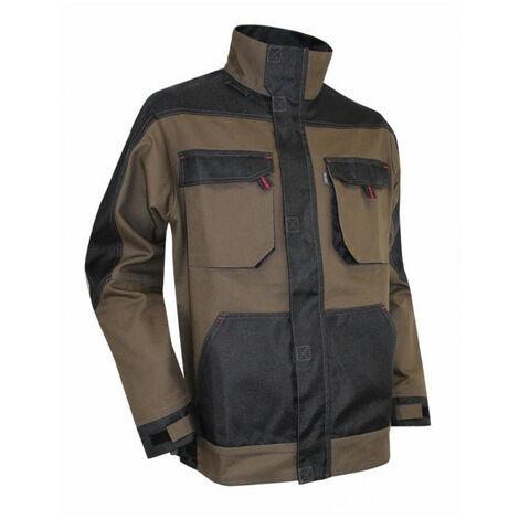 Veste marron/noir Resine/Tourbe LMA - plusieurs modèles disponibles