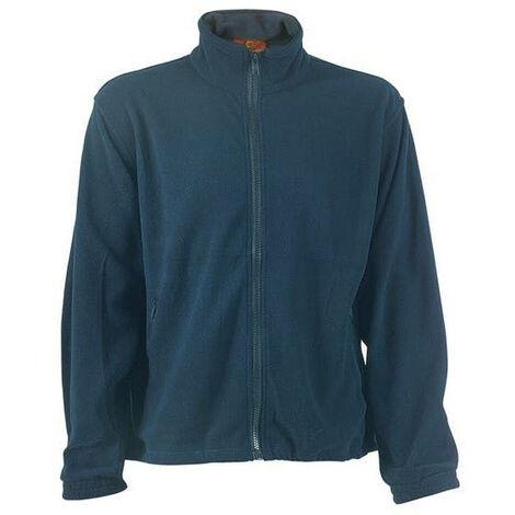 Veste polaire hiver Coverguard Jacket Bleu XS