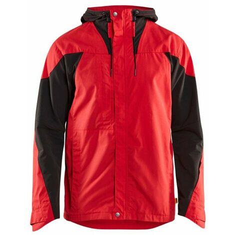 Veste polyvalente stretch 2D - 5699 Rouge/Noir - Blaklader